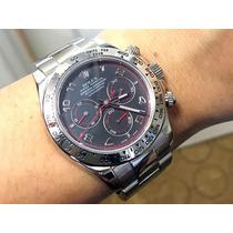 Rolex Daytona Ouro Branco Impecavel 2014,aceito Trocas