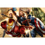 Adesivo Papel De Parede Decoração Vingadores Marvel 2 X 1,5m