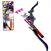 Brinquedo Arco Flecha Infantil Action Bow Arrow Inmetro