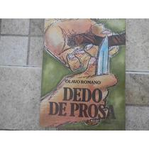 Livro Dedo De Prosa