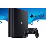 Playstation 4 Pro Sony 1tb Ps4 4k - Pronta Entrega Bivolt