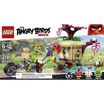 Lego Angry Birds 75823 Bird Island Egg - Pronta Entrega