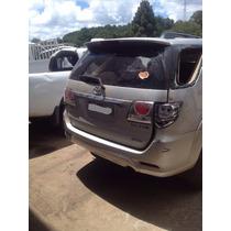 Sucata Toyota Hilux Sw4 3.0 2013 Diesel Pecas Lataria