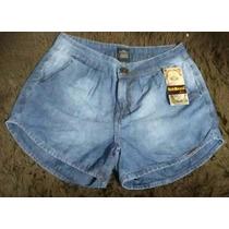 1c489bf28 Short Jeans E Blusa Cropped Jeans Com Botões Levanta Bumbum à venda ...