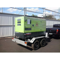 Carretinha Reboque Baú Gerador Energia Compressor Conteiner