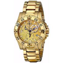 Relógio Invicta Excursion - 16102 Dourado Feminino