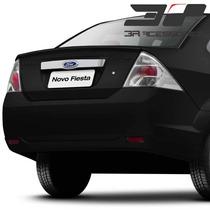 Friso Cromado Fiesta Rocam E Ford Ká 2012/ Em Aço Inox 3r