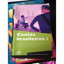 Livro Para Gostar De Ler - Contos Brasileiros 1 Graciliano