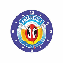 Relógio De Parede Antartica 29 Cm