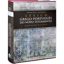 Léxico Grego-português Do Novo Testamento Sbb