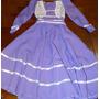 Vestido Feminino Prenda Roupa Típica Gaúcha Vestido Prenda