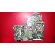 Placa Mãe Acer 4349 Da0zqrmb6c0 Rev: C