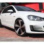 Jg Roda Golf Gti Europeu Aro20 Beatle Civic Corolla+porca+bi
