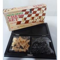 Jogo De Xadrez - Chess Set High Grade