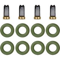 Cj Filtro Bico Injetor Sistema Magnetti Marelli Multi Point