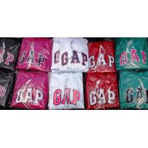 Kit C/ 3 Blusas De Moletom Gap Femininas R$ 150,00