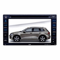 Central Multimídia Universal Dsw Dvd Tv Gps Usb Sd Bluetooth