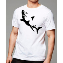 055- Camisetas Pesca Tubarao