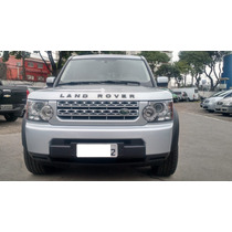 Land Rover Discovery4 Versão 2.7 S Ano 2011 Diesel 7 Lugares