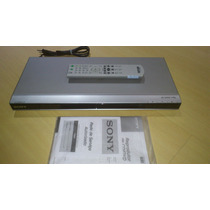 Cd/dvd Player Sony Dvp-ns508p + Séries De Brinde