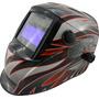 Máscara De Solda Automática Gtf-6100 C/lente 510g +3 Brinde