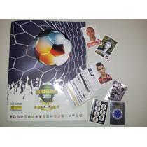 Campeonato Brasileiro 2013 Álbum + 240 Figurinhas Ft Grátis