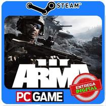 Arma 3 Pc - Digital Deluxe Edition Steam - Arma Iii Pc