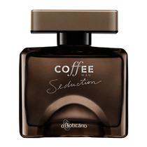 Perfume Coffee Man Seduction 100ml Novo Lacrado O Boticário
