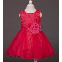 Vestido Infantil De Festa Princes,florista,formatura