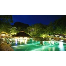 7 Noites No Rio Quente Cristal Resort - 5 Estrelas
