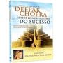 Dvd Deepak Chopra As Sete Leis Espirituais Do Sucesso