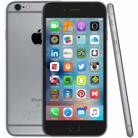 Iphone 6s Mn0w2bz 32gb Cinza - Garantia 1 Ano No Brasil Nf