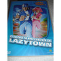 Dvd Lazy Town 1ª Temporada - Disco 4 - O Novo Super Heroi