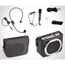 Supervoz 2 Tsi Kit Professor 10w Microfone Mão Cabeça 1210
