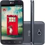 Lg L70 D325 Dual Chip Android 4.4 Tela 4.5 4gb Branco