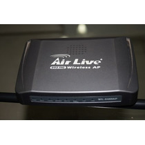 Roteador Wireless Airlive Wl-5460ap V2 400mw