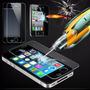 Película Escudo Vidro Temperado Iphone 5 5s 5c Blindada