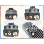 30w Booster Transmissor Fm Multiuso Fonte Radio 15km Ea13