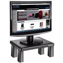 Suporte P/ Monitor Multilaser Ac125 4 Níveis De Ajuste Preto