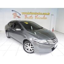 Honda City 1.5 Ex 16v Flex 4p Automático 2012