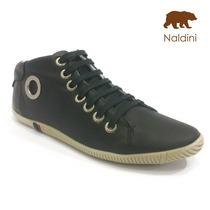 Tênis Sapatênis Feminino - Naldini - Nt 500