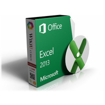Dvd Curso | Ms Excel 2013 | Apostilas E Video Aulas | R$ 12