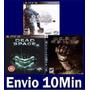 Dead Space Trilogia (1,2 E 3) Ps3 Psn Digital