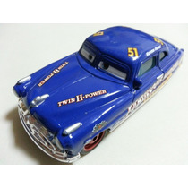 Disney Cars Fabulous Hudson Hornet Original Mattel Loose