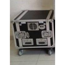 Case Periferico 10u Rack Completo Com Skate E Rodas
