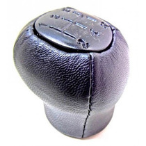 Bola Manopla De Cambio Omega Cd 1992 À 1998 De Couro