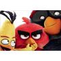Painel Decorativo Festa Infantil Angry Birds O Filme (mod3)