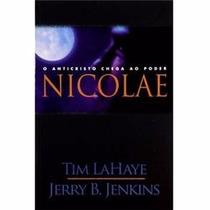 Livro - Nicolae - Série Deixados Para Trás Vol. 3