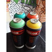 Colorgin Arte Urbana - Todas As Cores