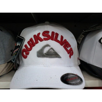 Lindo .. Bone Quiksilver Metal Flexfit New Letreiro Bordado